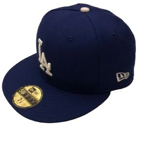 LA DODGERS new era fitted baseball hat